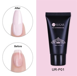Ursugar Poly Gel URP01 (Soft pink) 41874-1