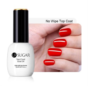 Ursugar UV No Wipe Top Coat (15 ml)